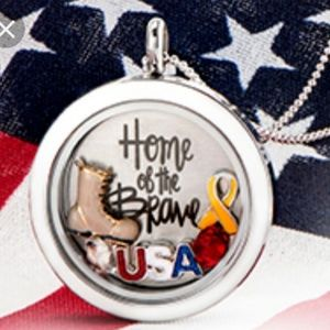 Origami  owl home of the brave